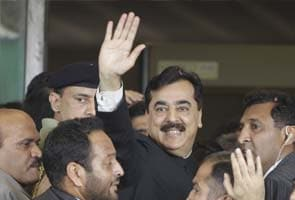 Pakistan's Prime Minister Yousuf Raza Gilani found guilty of contempt