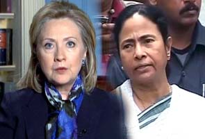 Hillary Clinton to visit India on May 7, will meet Mamata Banerjee
