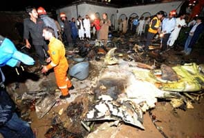 Pak plane crashes near Islamabad, 127 killed