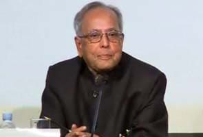 Coalition politics has slowed reforms, says Pranab Mukherjee