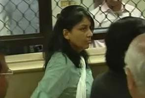 Aarushi murder case: Nupur Talwar arrives at Supreme Court