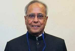 Full transcript: No loss of faith in the India story, Pranab Mukherjee tells NDTV