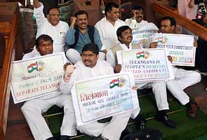 8 Congress MPs from Telangana suspended for disrupting Parliament