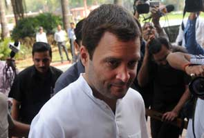 Rahul Gandhi takes stock of Uttar Pradesh poll debacle