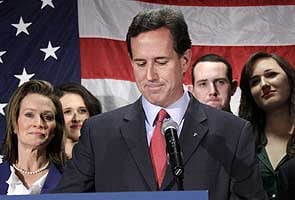 Rick Santorum pulls out of US presidential race