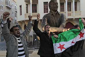 'Friends of Syria' tighten screws on Damascus regime