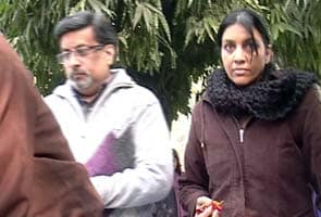 In Aarushi murder case, non-bailable warrant against Nupur Talwar