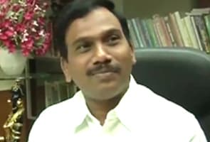 A Raja, jailed for telecom scam, applies for bail, hearing on Friday