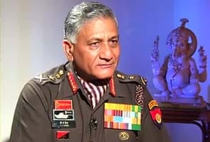 Army did not leak confidential letter to Prime Minister: General VK Singh to NDTV