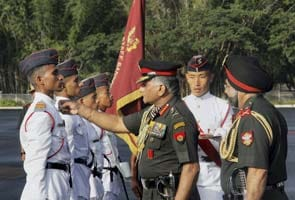 Mix of moral and ethical values is needed: Army Chief to cadets