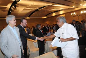 Kerala has a lot to offer, Chandy tells business leaders