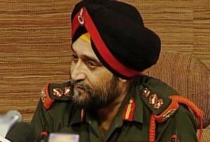 Who is General Bikram Singh?