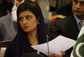 Hina Rabbani Khar denies Hillary Clinton's claim that Zawahiri is in Pakistan