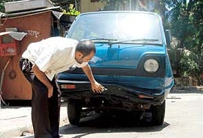 Drunk driver damages three cars in Mumbai