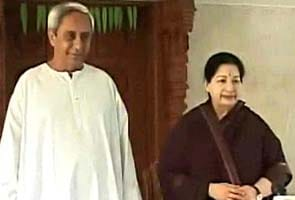Meeting with Naveen Patnaik just a courtesy call, says Jayalalithaa