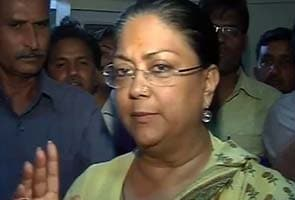 Crisis in Rajasthan BJP; Raje threatens to quit, Kataria calls off yatra