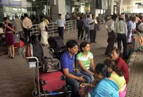 Air India deadlock: 13 international flights cancelled; angry passengers try to block road outside Mumbai airport