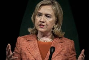 Want to wander in India without security: Hillary Clinton to NDTV