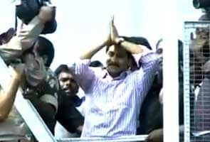 Jaganmohan Reddy's visit to Tirumala temple sparks controversy