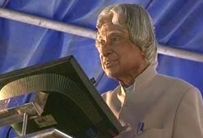 Abdul Kalam calls for more research and development in sciences
