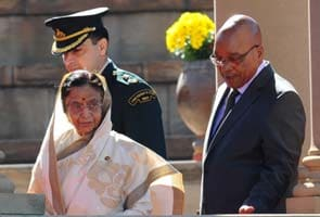 President Pratibha Patil's foreign trip with kin 'normal practice': Govt