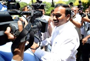 A Raja out of jail and back in Parliament