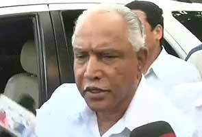 Yeddyurappa in Mumbai for key BJP meet, says 'won't demand any post'