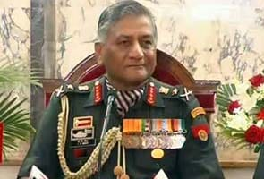 'Apology for what?' asks General VK Singh after BEML threatens to sue him for defamation