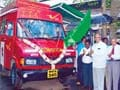 Pune's 2nd post office on wheels launched