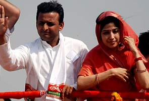 Who is Dimple Yadav?