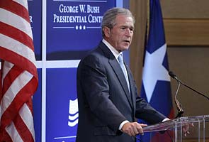 George W. Bush voted most unpopular former US president