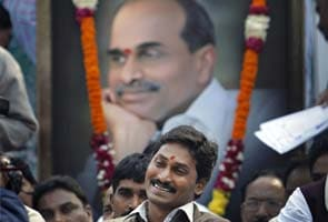 Election results: Jagan sweeps polls; will be Chief Minister in 2014, predicts sister