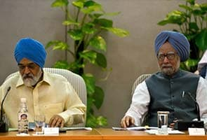 Prime Minister holds infrastructure meet, but Mukul Roy is missing