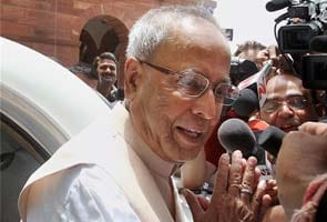 Pranab Mukherjee resigns as Finance Minister; PM to take additional charge, say sources