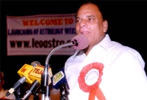 Former Andhra Pradesh minister BV Mohan Reddy dead