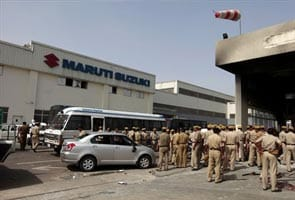 Maruti forms team to take care of injured employees