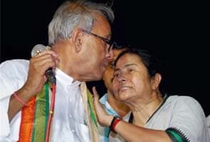 Pranab Mukherjee to take oath on July 25; Mamata Banerjee to be present