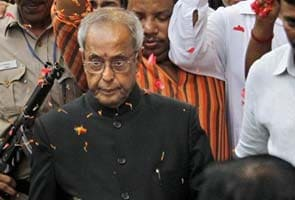 Pranab Mukherjee to be sworn in as the 13th President of India today