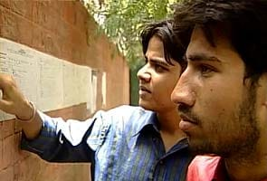 Delhi University announces third cut-off list