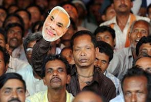 Survey says Gujarat has lowest unemployment; Narendra Modi is 'delighted'