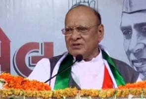 Row over Shankersinh Vaghela's 'communal' comments