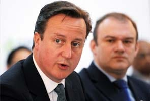 No Indian dance, play sports, says David Cameron
