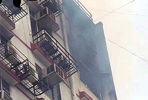 All rescued in fire at South Mumbai building
