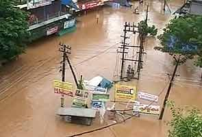 Heavy rains wreak havoc in Kerala, toll touches 5