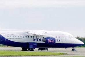 Now, Kanda's airline lands in parking mess