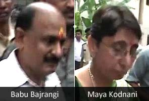 Gujarat riots: Former BJP minister Maya Kodnani, Bajrang Dal leader Babu Bajrangi among 32 convicted in Naroda Patiya case