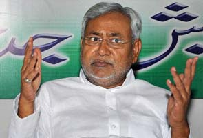 Nitish Kumar pushes BJP, says name PM candidate