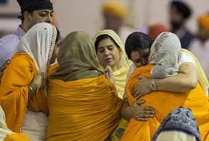 US gurudwara shootings hurt mourners 'right in middle of heart'