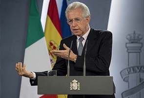Italian prime minister Monti fears eurozone crisis could tear Europe apart