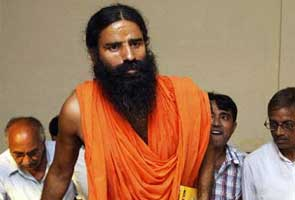 I am not behind split in Team Anna, says Baba Ramdev